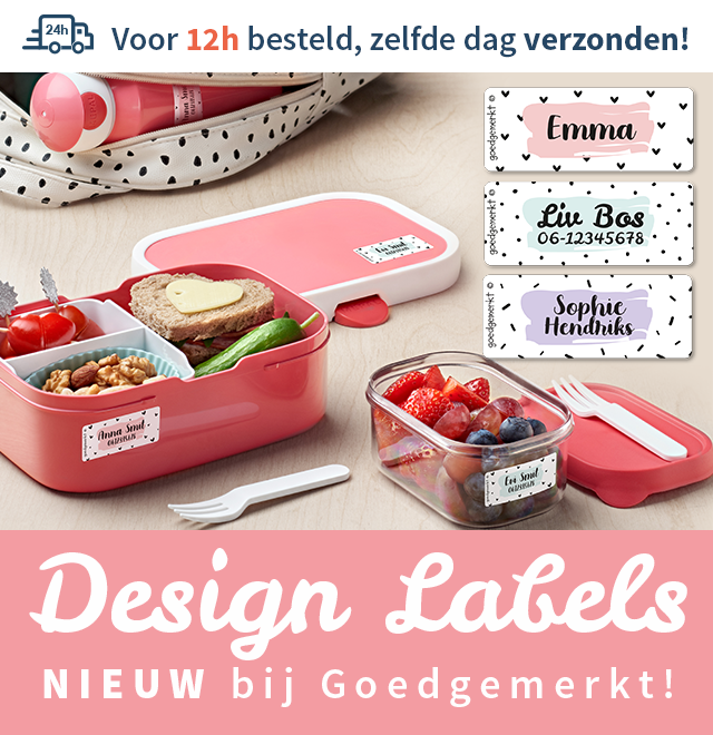 Design Naamlabels